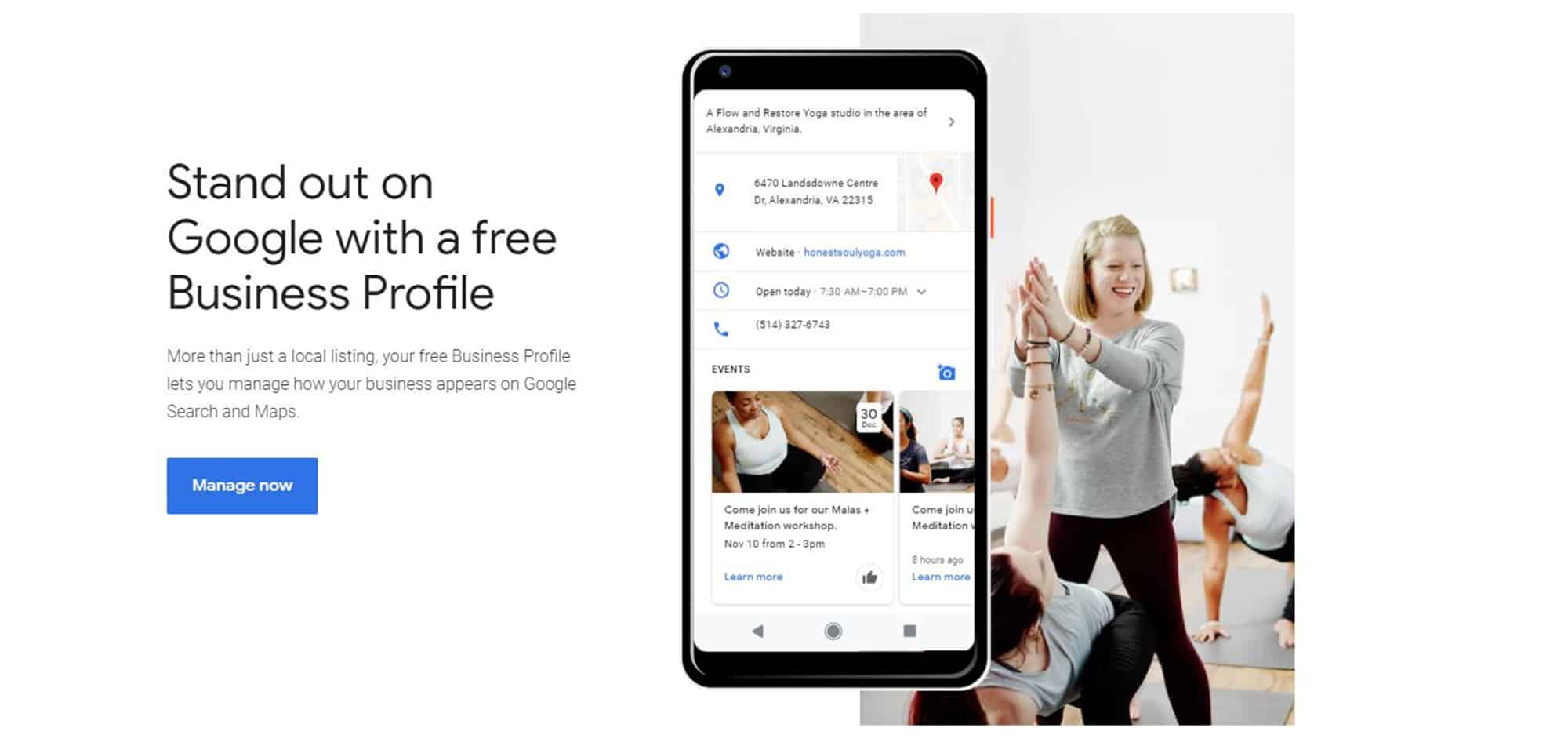 New Google My Business Features